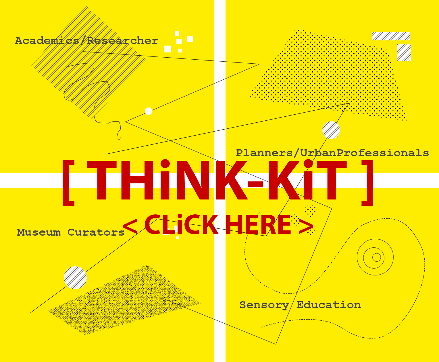 Sensory Cities THiNK-Kit