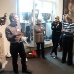 Dementia tour with Jochen Schmauck-Langer (dementia+art)