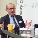 Tayfun Keltek, (Vorsitzender des Landesintegrationsrates NRW)