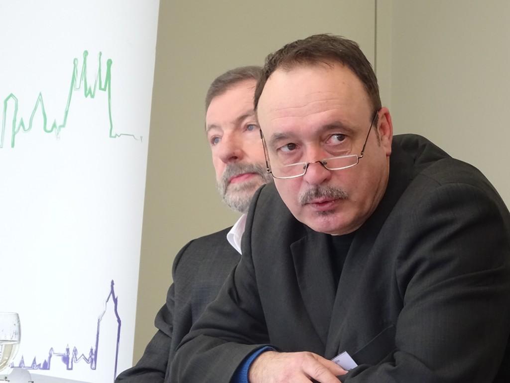 Dr Mario Kramp (Director, Kölnisches Stadtmuseum)